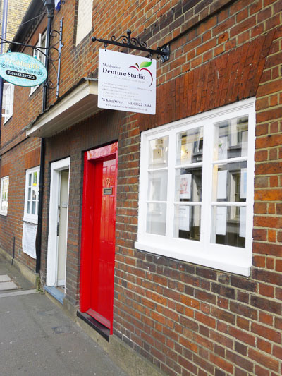 Image of Maidstone Denture Studio, King Street, Maidstone